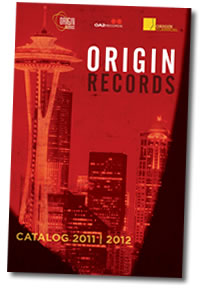 Request a catalog of Origin Records modern jazz titles
