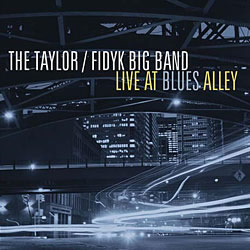 """Full Count"" by The Taylor / Fidyk Big Band"