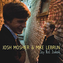 "Download jazz mp3 ""Eleven Toe Waggle"" by Josh Moshier and Mike Lebrum"