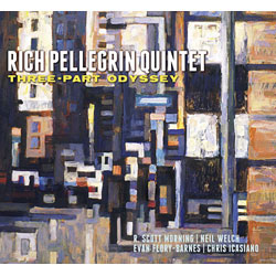 "Download jazz mp3 ""Nothing Comes to Mind"" by Rich Pellegrin"