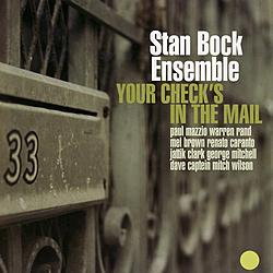 "Featured recording ""Your Check's In The Mail"""
