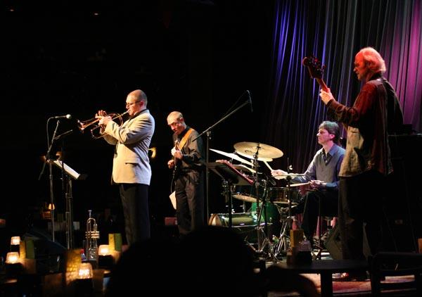 The Rick Jensen Quartet - The Escapist