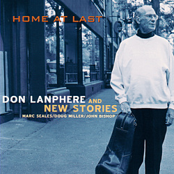 "Featured recording ""Home at Last"""