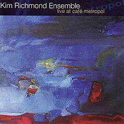 Kim Richmond Concert Jazz Orchestra Refractions (Origin 82413)