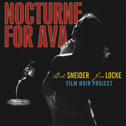 "Download jazz mp3 ""Black Dahlia"" by Bob Sneider & Joe Locke Film Noir Project"